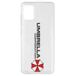Чехол для Samsung A51 Umbrella Corp