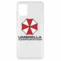 Чехол для Samsung A51 Umbrella