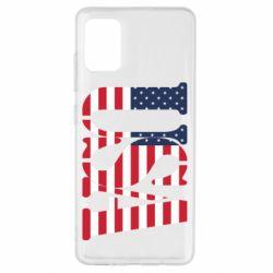 Чохол для Samsung A51 USA