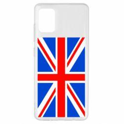 Чехол для Samsung A51 Великобритания