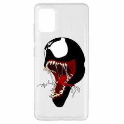 Чохол для Samsung A51 Venom jaw