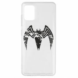 Чохол для Samsung A51 Venom Spider