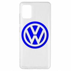 Чохол для Samsung A51 Логотип Volkswagen