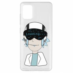 Чехол для Samsung A51 vr rick