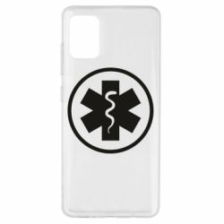 Чохол для Samsung A51 Warface: medic