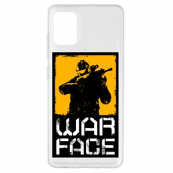 Чохол для Samsung A51 Warface