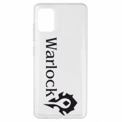 Чохол для Samsung A51 Warlock