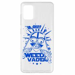 Чехол для Samsung A51 Weed Vader