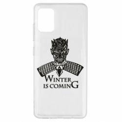 Чохол для Samsung A51 Winter is coming hodak