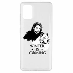 Чохол для Samsung A51 Winter is coming I