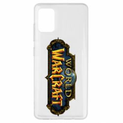 Чохол для Samsung A51 World of Warcraft game