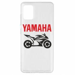 Чохол для Samsung A51 Yamaha Bike