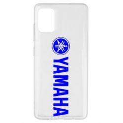 Чехол для Samsung A51 Yamaha Logo