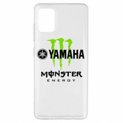 Чехол для Samsung A51 Yamaha Monster Energy