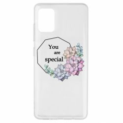 Чехол для Samsung A51 You are special