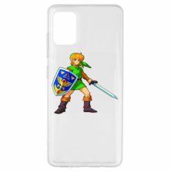 Чехол для Samsung A51 Zelda