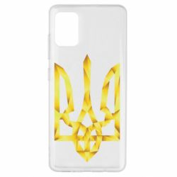 Чехол для Samsung A51 Золотий герб