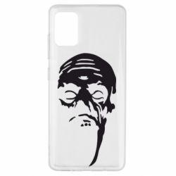 Чехол для Samsung A51 Зомби (Ходячие мертвецы)