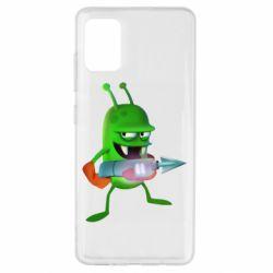 Чехол для Samsung A51 Zombie catchers