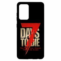 Чохол для Samsung A52 5G 7 Days To Die
