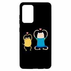 Чохол для Samsung A52 5G Adventure time