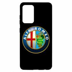 Чехол для Samsung A52 5G ALFA ROMEO