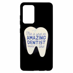 Чохол для Samsung A52 5G Amazing Dentist