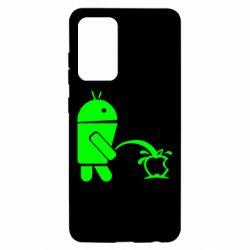 Чохол для Samsung A52 5G Android принижує Apple
