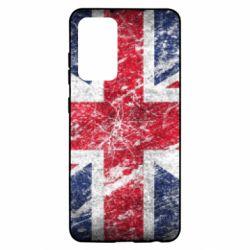 Чехол для Samsung A52 5G Англия