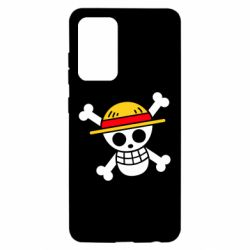 Чохол для Samsung A52 5G Anime logo One Piece skull pirate