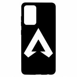 Чехол для Samsung A52 5G Apex legends logotype