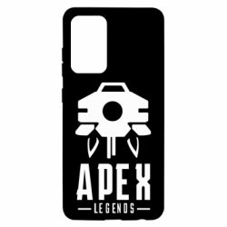 Чохол для Samsung A52 5G Apex Legends symbol health