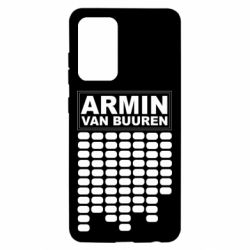 Чохол для Samsung A52 5G Armin Van Buuren Trance