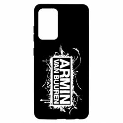 Чехол для Samsung A52 5G Armin Van Buuren