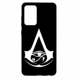 Чохол для Samsung A52 5G Assassin's Creed Origins logo