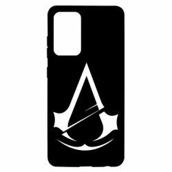Чохол для Samsung A52 5G Assassins Creed Logo