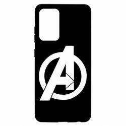 Чохол для Samsung A52 5G Avengers logo