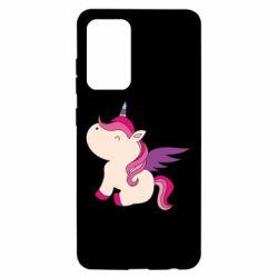 Чохол для Samsung A52 5G Baby unicorn