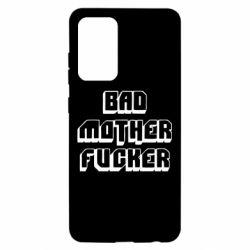 Чехол для Samsung A52 5G Bad Mother F*cker