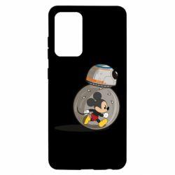 Чохол для Samsung A52 5G BB-8 and Mickey Mouse