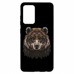 Чохол для Samsung A52 5G Bear graphic