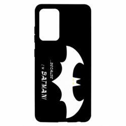 Чохол для Samsung A52 5G Because i'm batman