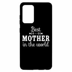 Чохол для Samsung A52 5G Best mother in the world