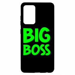 Чохол для Samsung A52 5G Big Boss