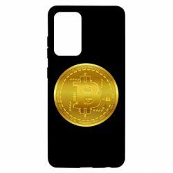 Чохол для Samsung A52 5G Bitcoin coin