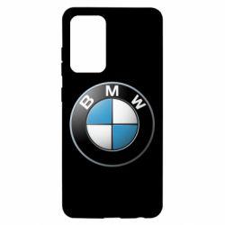 Чехол для Samsung A52 5G BMW Logo 3D
