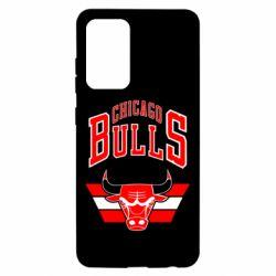 Чохол для Samsung A52 5G Великий логотип Chicago Bulls