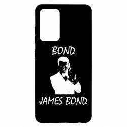 Чохол для Samsung A52 5G Bond  James Bond