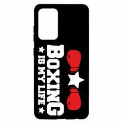 Чохол для Samsung A52 5G Boxing is my life