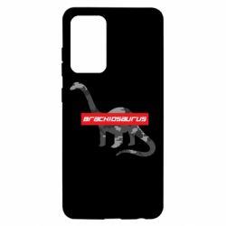 Чехол для Samsung A52 5G Brachiosaurus